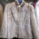 Ladies Original Mink Fur Fashion Jacket  Brand New