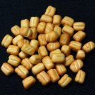 20 Brioche Bread Breads Bakery Small Food Pains Tiny Clay Fimo Miniature Dollhouse Jewelry Beads