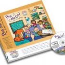 Pick Me Up Music CD & Activity Guide