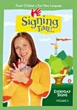 Signing Time Volume 3 Everyday Signs VHS