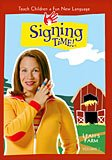Signing Time Volume 7 Leah's Farm DVD