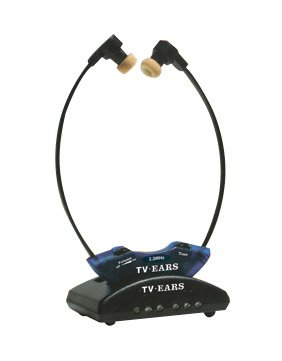 TV EARS II 2.3 mhz Basic TV Listening System