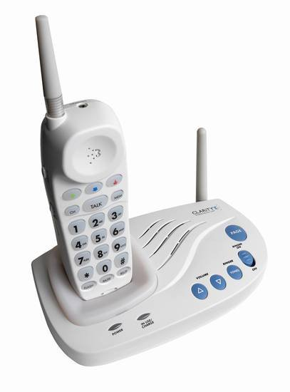 Clarity C435 900MHz 30dB Amplified Cordless Phone
