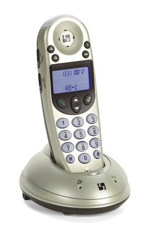 ClearSounds A50 50dB Expandable Cordless Amplified Phone w/Caller ID