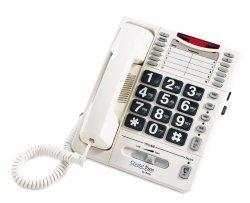 Ultratec CrystalTone 35dB Amplified Phone