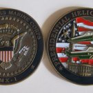 USA Challenge Coin Presidential Marine Helicopter Squadron One (HMX-1)