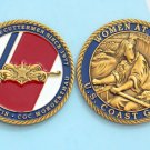 Challenge Coin CGC GALLATIN U.S. COAST GUARD WOMEN AT SEA