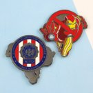 Challenge Coin New York Police Nypd Iron Man Buster Xx/25 Hard Enamel Bronze