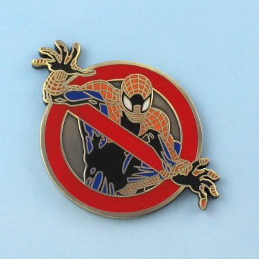 Challenge Coin New York Police Nypd Spiderman Buster