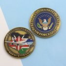 Challenge Coin Air Force One Barack Obama Kenya Visit