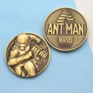 Challenge Coin Ant-Man Super Hero 1 3/4 Inch
