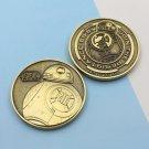 Challenge Coin Star Wars Bb-8 1 3/4 Inch