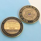 Hillary Clinton Challenge Coin 45th President Of USA Popular Vote box