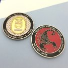 Challenge Coin Helicopter Maritime Strike Squadron 49 (HSM-49) USN