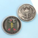 Special Forces Operation Detachment Alpha 0121 CHALLENGE COIN DIE JAGER