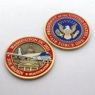 Challenge Coin 46th President Joe Biden Challenge POTUS AIR FORCE ONE