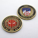 Challenge Coin Frontline Hero RN NURSE & EMS FDYN