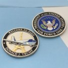 Challenge Coin Donald Trump Air Force One 1 Welcome Paris Eiffel Tower