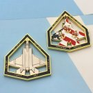 Challenge Coin Fighter Squadron 101 (VFA-101) Grim Reapers NAVY F-35 Stealth