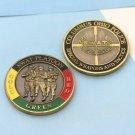 Challenge Coin Barack Obama U.S. Air Force One 1 Airplane Kenya Visit