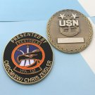 Challenge Coin Strike Fighter Squadron Kestrels Vfa-137 Command 3 Inch Chief