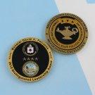 Challenge Coin CIA ,General David H. Petraeus, Distinguished Leadership Award