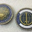 Challenge Coin 37th Communications Squadron No Comms No Bombs Texas Alamo