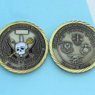 Challenge Coin Joint Special Forces Africa Seal Team