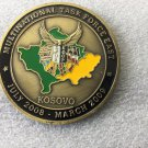 Kosovo Challenge Coin Task Force 2008 2009 135th Sig The Command