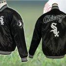 BNWT Youth Chicago White Sox Satin Jacket Sz S