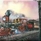 Train Ice Box Magnet #M1031