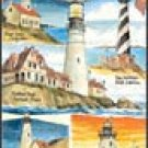 Lighthouse Ice Box Magnet #M1082