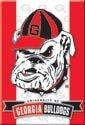 Georgia Bulldogs Ice Box Magnet #M1361