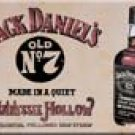 Jack Daniels Ice Box Magnet #M1419