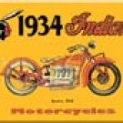 Indian Motorcycle Ice Box Magnet #M37