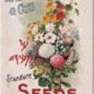 Ferry Flower Seeds Ice Box Magnet #M417