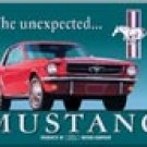 Ford Mustang Ice Box Magnet #M579