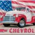 Chevrolet Truck Ice Box Magnet #M704