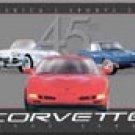 Corvette Ice Box Magnet #M783