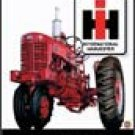 International Harvester Farmall Tractor Ice Box Magnet #M839