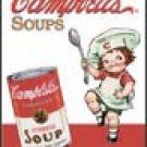 Campbell Soup Ice Box Magnet #M970