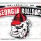 Georgia Bulldogs License Plate #31361