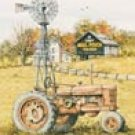 Mail Pouch Tobacco Farm Tractor Tin Sign #804