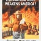Smokey Bear Tin Sign #829