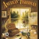 American Fishing Tin Sign #960