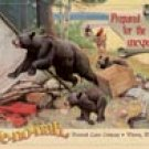 Camp Site Bears Tin Sign #965
