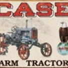 Case Farm Tractor Tin Sign #1230