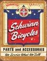 Schwinn Bike Tin Sign #1382