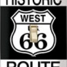 Route 66 Light Switch Cover #LP1036
