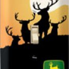 John Deere Tractor Light Switch Cover #LP40